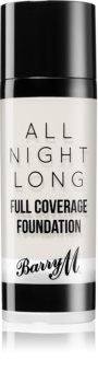 Barry M All Night Long langanhaltende Make-up Foundation
