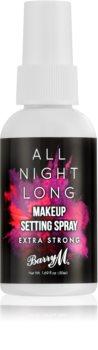 Barry M All Night Long Fixatie Make-up Spray