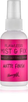 Barry M Flawless Mist & Fix Mattifying Makeup Setting Spray