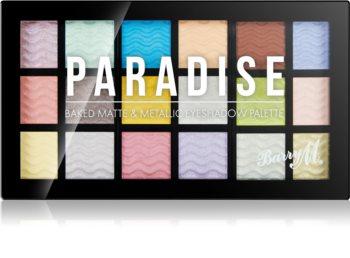 Barry M Paradise paletka očných tieňov