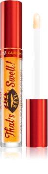 Barry M Chilli Lip Gloss lesk na rty pro větší objem