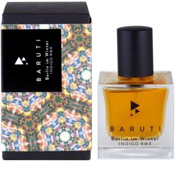 Baruti Berlin im Winter INDIGO RMX parfémový extrakt unisex 30 ml