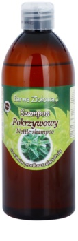 Barwa Herbal Nettle champô para cabelo oleoso