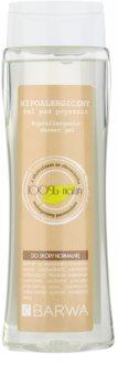 Barwa Natural Hypoallergenic gel de douche pour peaux normales