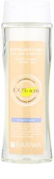 Barwa Natural Hypoallergenic gel de duche para pele seca