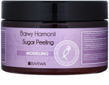 Barwa Harmony Modelling peeling de açúcar anticelulite