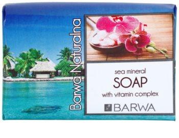 Barwa Natural Sea Mineral Feinseife mit Vitaminen