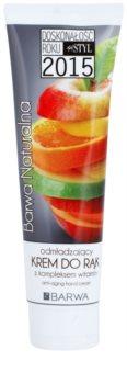 Barwa Natural Vitamins verjüngende Creme für die Hände