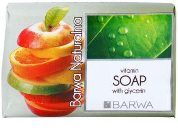 Barwa Natural Vitamins Feinseife mit glättender Wirkung