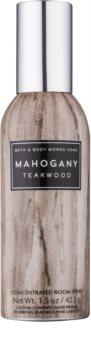 Bath & Body Works Mahogany Teakwood spray para el hogar