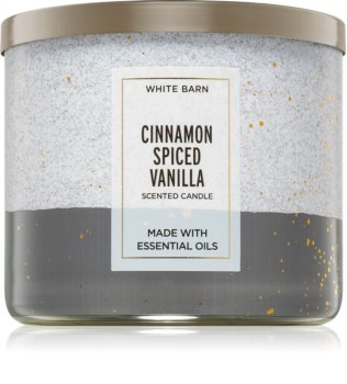 Bath & Body Works Cinnamon Spiced Vanilla bougie parfumée II.