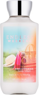 Bath & Body Works Endless Weekend leche corporal para mujer