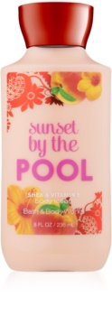 Bath & Body Works Sunset by the Pool Body Lotion for Women