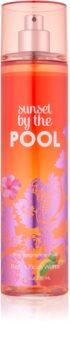 Bath & Body Works Sunset by the Pool Bodyspray für Damen
