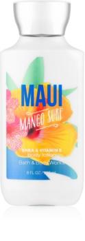 Bath & Body Works Maui Mango Surf telové mlieko pre ženy 236 ml