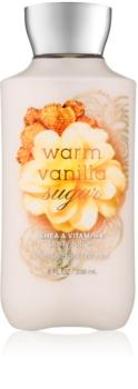 Bath & Body Works Warm Vanilla Sugar Body Lotion for Women