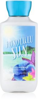 Bath & Body Works Honolulu Sun telové mlieko pre ženy