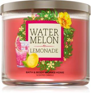 Bath & Body Works Watermelon Lemonade illatos gyertya  II.