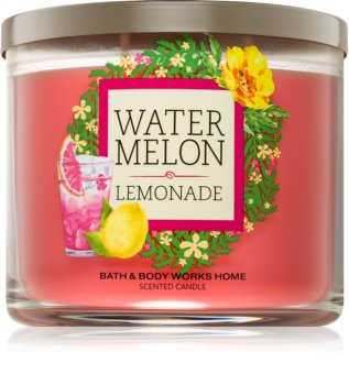Bath & Body Works Watermelon Lemonade vonná sviečka II.