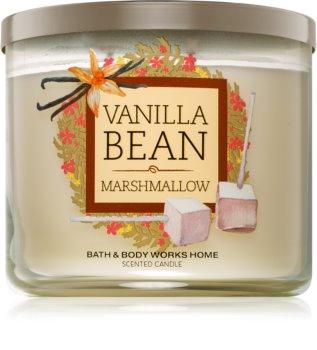 Bath & Body Works Vanilla Bean Marshmallow vela perfumada
