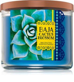 Bath & Body Works Baja Cactus Blossom vonná sviečka