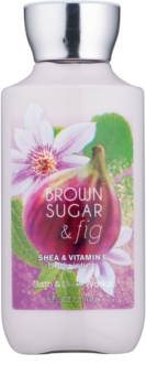 Bath & Body Works Brown Sugar and Fig Body Lotion for Women