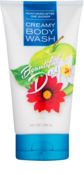 Bath & Body Works Beautiful Day crema de ducha para mujer 236 ml
