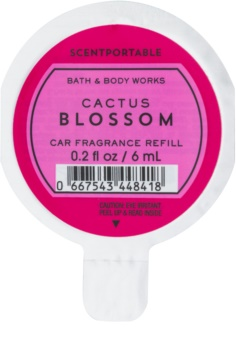 Bath & Body Works Cactus Blossom autoduft Ersatzfüllung