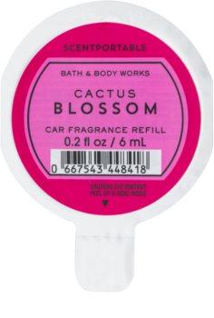 Bath & Body Works Cactus Blossom vůně do auta náhradní náplň