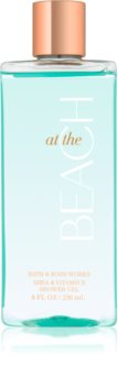 Bath & Body Works At the Beach sprchový gel pro ženy 236 ml