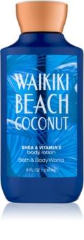 Bath & Body Works Waikiki Beach Coconut Body Lotion für Damen
