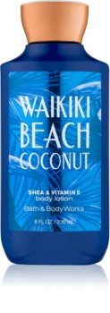Bath & Body Works Waikiki Beach Coconut Bodylotion für Damen
