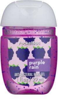 Bath & Body Works PocketBac Purple Rain gel para manos