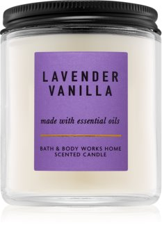 Bath & Body Works Lavender Vanilla duftkerze