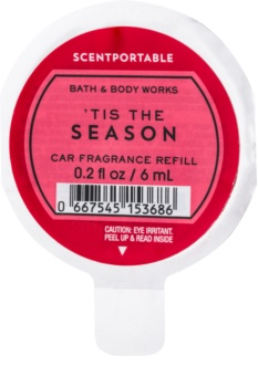 Bath & Body Works 'Tis the Season vůně do auta