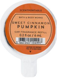 Bath & Body Works Sweet Cinnamon Pumpkin autoduft Ersatzfüllung