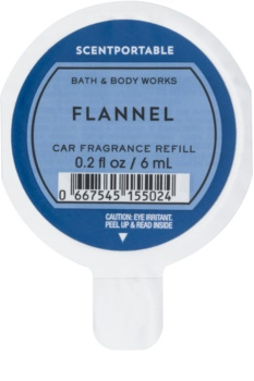 Bath & Body Works Flannel vôňa do auta náhradná náplň
