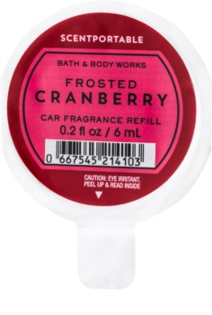 Bath & Body Works Frosted Cranberry illat autóba