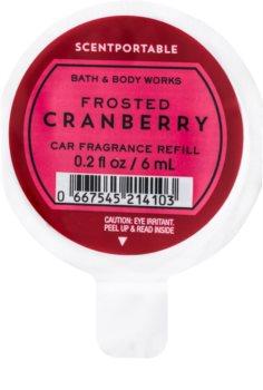 Bath & Body Works Frosted Cranberry vôňa do auta