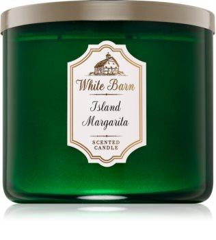 Bath & Body Works Island Margarita scented candle I.