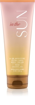 Bath & Body Works In the Sun crema corporal para mujer