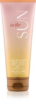 Bath & Body Works In the Sun crème pour le corps pour femme