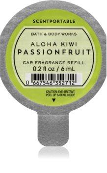 Bath & Body Works Aloha Kiwi Passionfruit illat autóba utántöltő