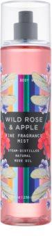 Bath & Body Works Wild Rose & Apple Bodyspray für Damen