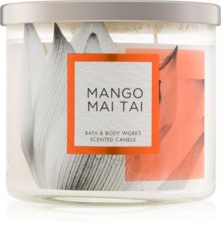 Bath & Body Works Mango Mai Tai scented candle