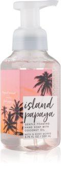 Bath & Body Works Island Papaya Foaming Hand Soap