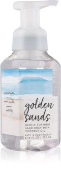 Bath & Body Works Golden Sands αφρώδες σαπούνι για τα χέρια