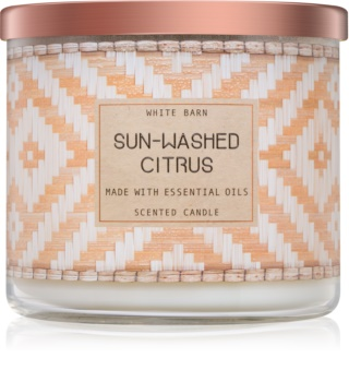 Bath & Body Works Sun-Washed Citrus scented candle II.