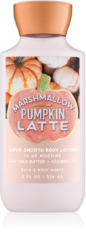 Bath & Body Works Marshmallow Pumpkin Latte leche corporal para mujer