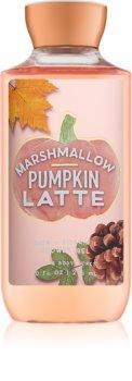 Bath & Body Works Marshmallow Pumpkin Latte gel de douche pour femme